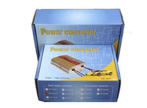 250W 12VDC-24VDC 10A Power Converter Step up Transformer (QW-DC250W) pictures & photos