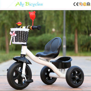 Trolley Children′s Wheel Child′s Tricycle Hand Push Child′s Bicycle Kids Bicycle with Pusher pictures & photos
