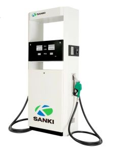 Sanki Fuel Dispenser Two Nozzles One Product for Sale pictures & photos