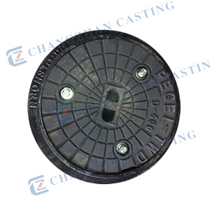 Ductile Iron Grating Grate pictures & photos