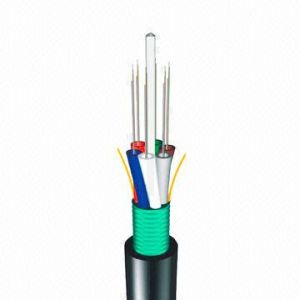 Outdoor Fiber-Optic Cable with Good Transmission Performance (GYFTS-X) pictures & photos