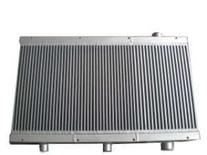Atlas Copco Heat Exchanger Intercooler Air Compressor Oil Cooler pictures & photos