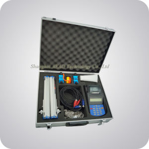 Built-in Printer Portable Ultrasonic Flowmeter (A+E 80FC) pictures & photos
