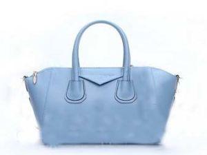 Wholesale Ladies High End Bule Handbags Leisure Handbag Blue (LDO-15367) pictures & photos
