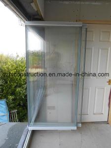 Frameless Glass Folding Door, Lowes Glass Interior Folding Doors, Glass Slding Doors pictures & photos