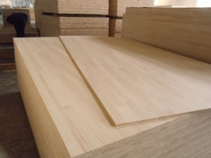 Black Walnut, Pine Finger Joint Board pictures & photos