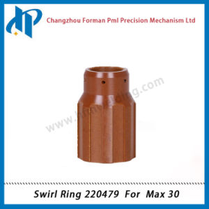 Swirl Ring 220479 for Max30 Plasma Cutting Torch Consumables pictures & photos