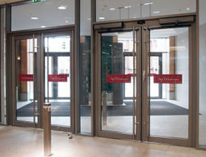 Last Price Automatic Door in China Manufacture (DS-S180) pictures & photos