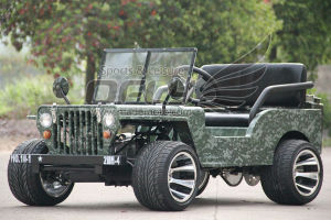 125cc Mini Jeep Willys Jw1101 pictures & photos