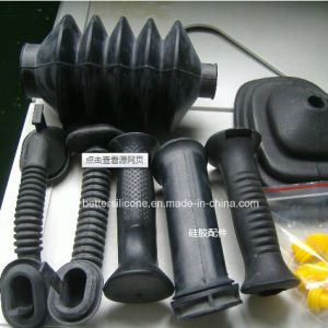 Flexible Silicone Rubber Auto Spare Parts pictures & photos