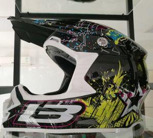 New Design off Road Helmets Motorcycle Cross Helmets ATV Helmets DOT / ECE Helmets pictures & photos