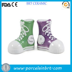 Shoes Design Salt and Pepper Smart Shaker pictures & photos