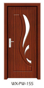 Trustworthy PVC Door (WX-PW-155) pictures & photos
