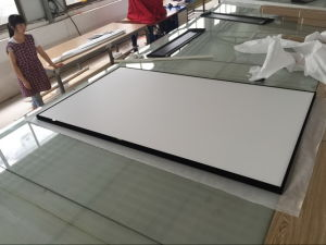 Cheap Price Fixed Frame Projection Screen pictures & photos