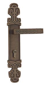 European Antique Style Brass Door Lock pictures & photos