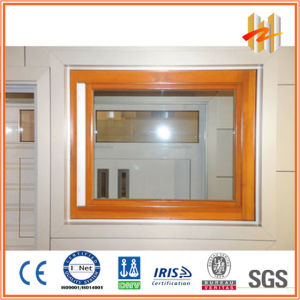 Aluminum Profiles for Doors and Windows, with Wood-Effect Surface Treatment (ZW-DW-004)