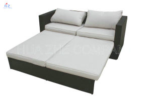 Lying Bed Outdoor Lying Bed Kd Lying Bed Rattan with Lying Bed pictures & photos