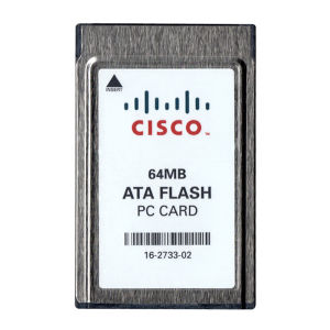 Cisco PCMCIA Memory Card 64MB ATA Flash PC Card pictures & photos
