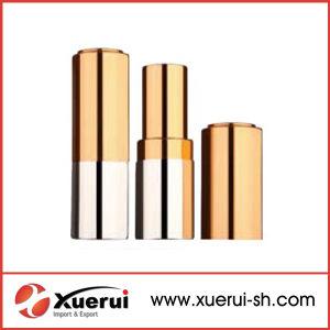 Aluminum Coating Luxury Plastic Lipstick Tube pictures & photos