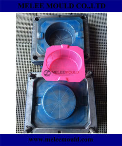 Melee Plastic Large Washing Household Basket Mould pictures & photos