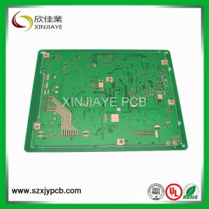 PCB with Double Side Green Solder Mask pictures & photos