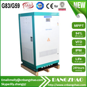DC/AC Inverters 80kw Full Output Power Thrip Phase Inverter pictures & photos