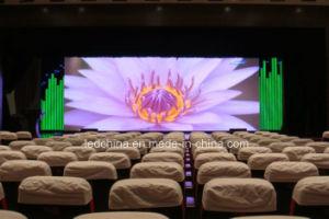 Indoor P6 LED Panel with Super Slim Aluminum Cabinet pictures & photos
