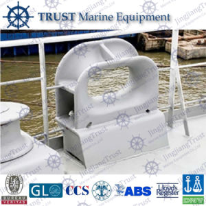 China Manufacturer Supply Marine Cast Steel Panama Chock/Fairlead pictures & photos