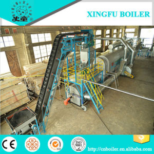 Waste Tyre Pyrolysis Plant for Semi Continuous Type on Hot Sale! pictures & photos