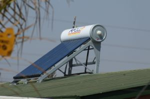 Free Shipping Vacuum Tube Solar Water Heater