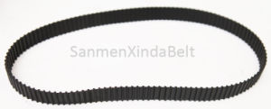Rubber Synchronous Double Belt/ Rubber Timing Belt pictures & photos