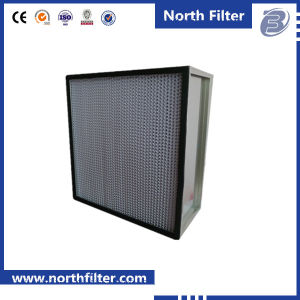 Cheap Factory Price H14 HEPA Filter with Clapboard pictures & photos