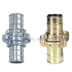 Russian Type Fire Hose Coupling pictures & photos