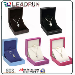 Fashion Necklace Bracelet Pendant Box Silver Earring Ring Body Jewelry Sterling Silver Jewelry Necklace Jewelry (YS331K) pictures & photos