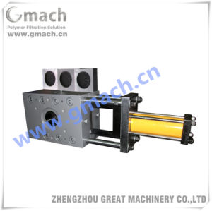 Reaction Extrusion Pelletizing Machine Used Continuous Screen Changer pictures & photos