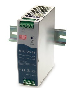 SDR-120 DIN Rail pictures & photos