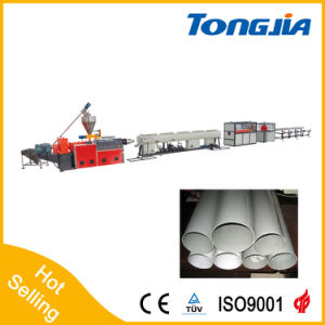 Qualified Automatic Plastic Rigid PVC Pipe Production Line (Tongjia Brande) pictures & photos