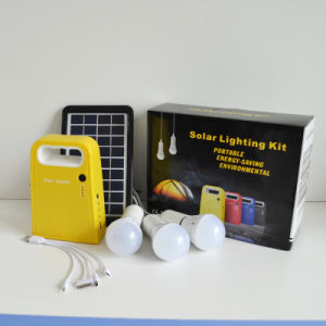 Solar Lighting System 3W 6V pictures & photos