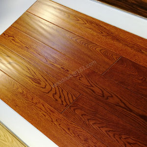 Solid Wood Flooring Oak Hardwood Flooring /Oak Flooring pictures & photos