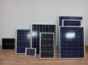 Mono Solar Panel 80 Watt Always Supply to Russia, Australia and South America pictures & photos
