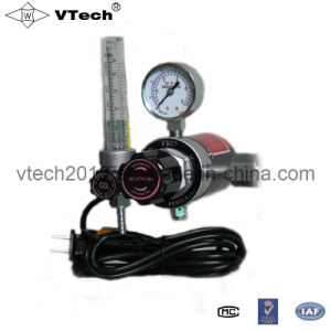 Carbon Dioxide Regulator with CE Certificate (W-199C)