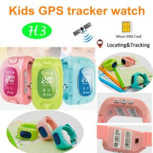 Smart GPS Tracker Watch for Kids / Person (H3) pictures & photos