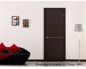 Competitive PVC/MDF Wooden Doors pictures & photos