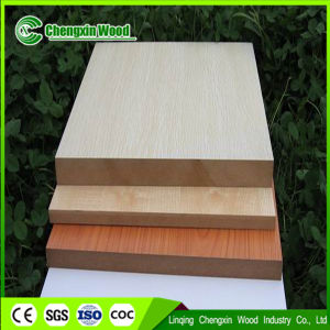 Melamine MDF Board Chengxin Factory pictures & photos
