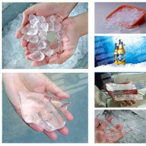 Cbfi Tranparent Plate Ice Machine pictures & photos