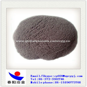Sica Powder Silicon Calcium Alloy Powder 1-3mm, 0-2mm pictures & photos
