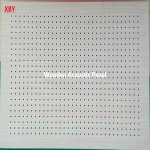 Decoration Panel Wall Title Wall Cladding Sound Absorption Panel Acoustic Wall Panel pictures & photos