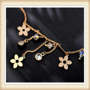 New Design Epoxy Flower Fashion Jewellery Anklets pictures & photos