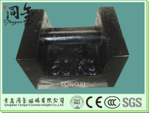 Weight Mass M1 Cast Iron Weight for Platform Scale pictures & photos