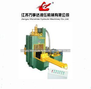 Waste Engine Cylinder Crushing Machine